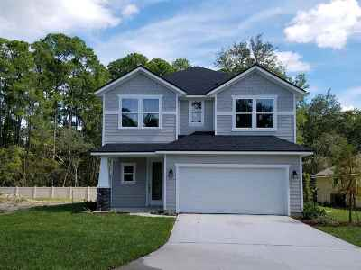 St Augustine FL Single Family Home For Sale: $271,990