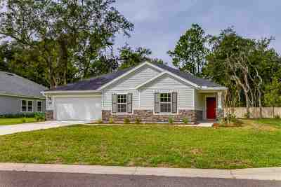St Augustine FL Single Family Home For Sale: $308,990