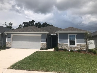 St Augustine FL Single Family Home For Sale: $274,990