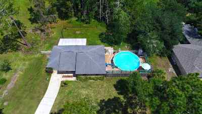 St Augustine FL Single Family Home For Sale: $235,000