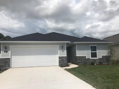 St Augustine FL Single Family Home For Sale: $263,990