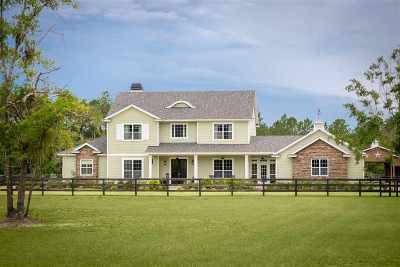 St Augustine Single Family Home For Sale: 213 Quiet Trail