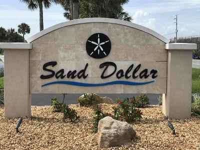 St Augustine Condo For Sale: 8090 A1a S Sand Dollar 4-402 #SD4-402