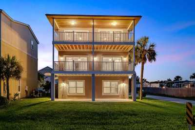 St Augustine Single Family Home For Sale: 4901 Atlantic View