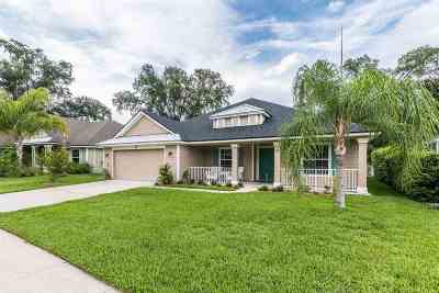 St Augustine Single Family Home For Sale: 212 Roaring Brook Dr