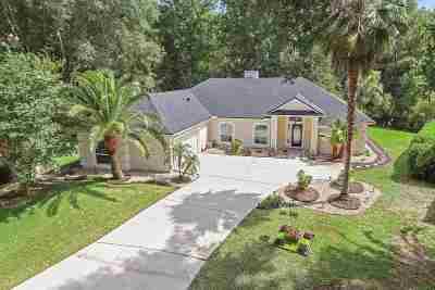 St Johns Single Family Home For Sale: 1124 Kalmia Ct.