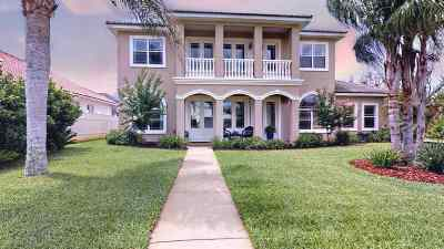 Palm Coast Single Family Home For Sale: 4 Rollins Dunes Dr