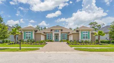 St Augustine FL Single Family Home For Sale: $585,000