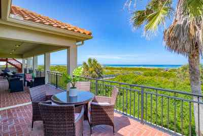 St Augustine Single Family Home Conting_accpt Backups: 4 Oceanside Circle