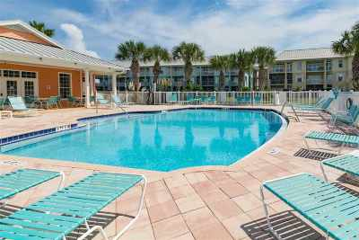 St Augustine Beach Condo For Sale: 265 Atlantis Cir #202 #202