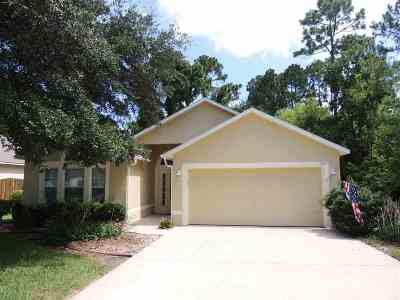 St Augustine Single Family Home For Sale: 253 King Arthur Court