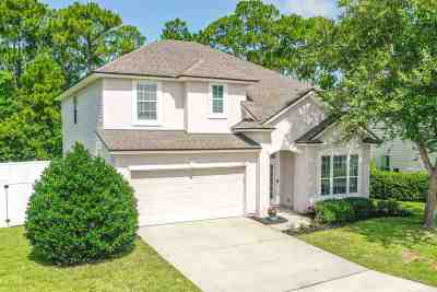 St Augustine Single Family Home For Sale: S 619 Tree Garden Drive