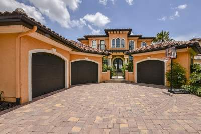 St Augustine Single Family Home For Sale: 728 Promenade Pointe Drive