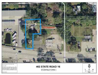 Saint Johns County, Duval County Multi Family Home For Sale: 462 State Road 16