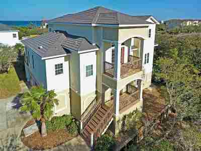 St Augustine Single Family Home For Sale: N 3100 Seagate Lane