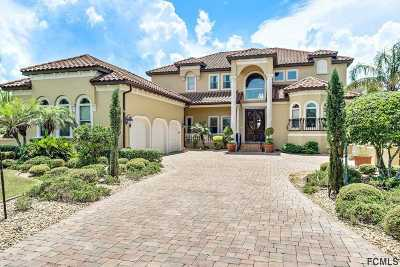 Palm Coast Single Family Home For Sale: 126 Island Estates Pkwy