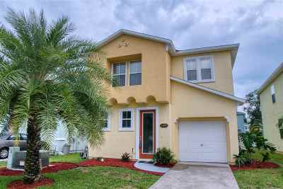 St Augustine Beach FL Single Family Home For Sale: $249,000