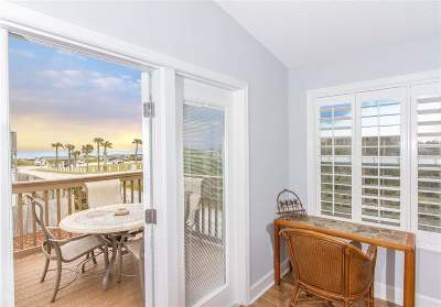 St Augustine Single Family Home For Sale: 5840 S A1a