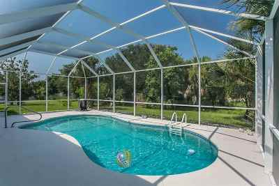 St Augustine Single Family Home For Sale: 5301 3rd Street