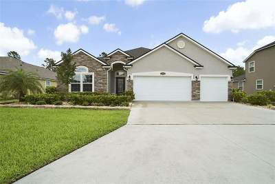 St Augustine Single Family Home For Sale: 696 Old Hickory Forest Rd
