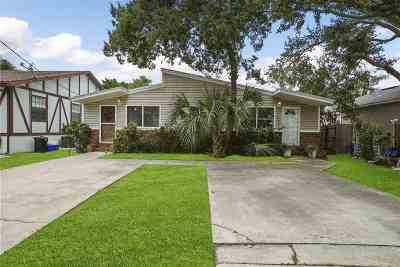 St Augustine Beach FL Multi Family Home Conting_accpt Backups: $325,000