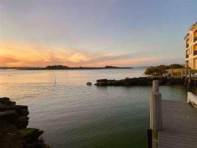 Condo For Sale: 115 Sunset Harbor Way C103 W/Boat Slip & Garage
