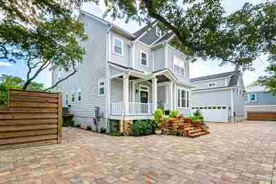 St Augustine Single Family Home For Sale: 30 Seminole Dr