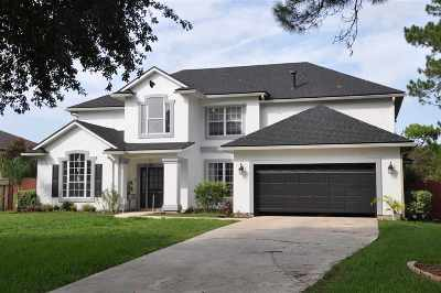 St Augustine Single Family Home For Sale: 1632 Mapmakers Way