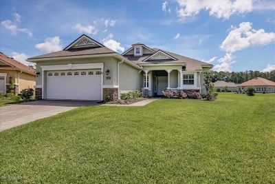 St Augustine Single Family Home For Sale: N 636 Legacy Trail