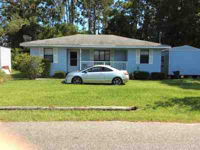 St Augustine Single Family Home For Sale: W 813 12th St