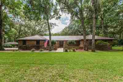 St Augustine Single Family Home For Sale: 3649 Lone Wolf Trail