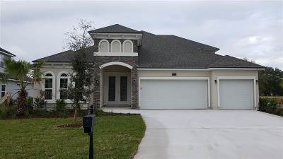 St Augustine Single Family Home For Sale: 309 Deerfield Meadows Cir