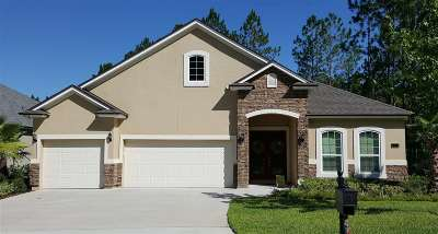 St Augustine Single Family Home For Sale: 103 Deerfield Meadows Cir
