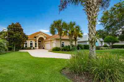 Marsh Creek, Sea Colony-St Single Family Home For Sale: 504 Lakeway Dr
