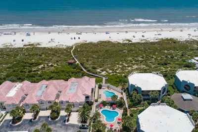 St Augustine Beach Condo For Sale: 120 Ocean Hibiscus Dr - #203 & 205
