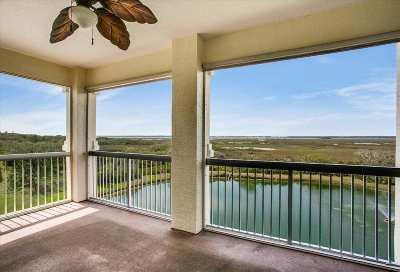 Saint Johns County Condo For Sale: N 435 Ocean Grande #302