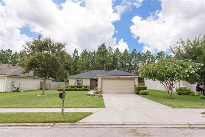 St Augustine Single Family Home For Sale: W 389 New England Drive