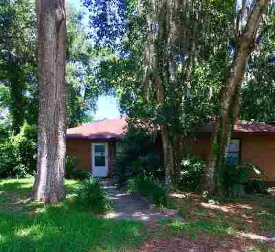 St Augustine FL Single Family Home For Sale: $174,000