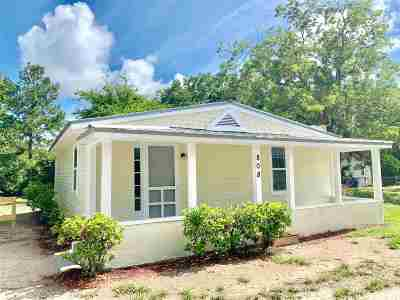 St Augustine FL Single Family Home For Sale: $139,900