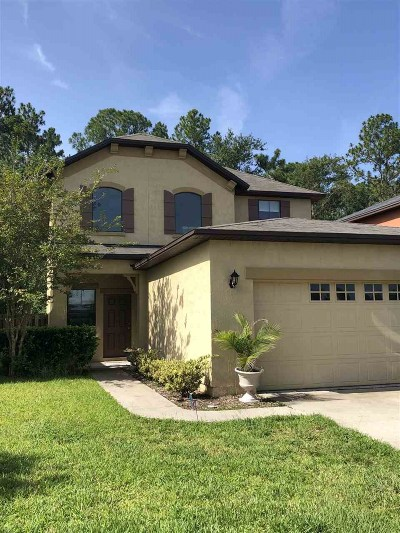St Augustine Single Family Home For Sale: 247 Buck Run Way