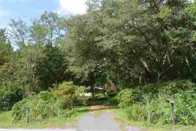 St Johns Single Family Home For Sale: 1350 Scott Road