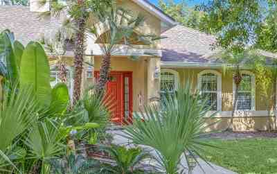 St Augustine Single Family Home For Sale: 3320 Cedar Glen Way
