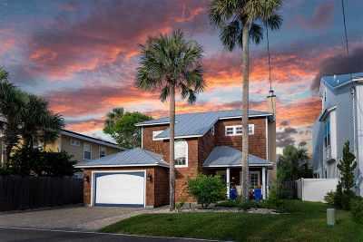 Atlantic Beach Single Family Home For Sale: E 559 Coast Drive