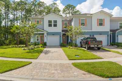 Ponte Vedra Townhouse For Sale: 72 Canary Palm Court