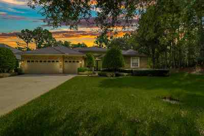 St Augustine Single Family Home For Sale: E 1744 Cobblestone Ln