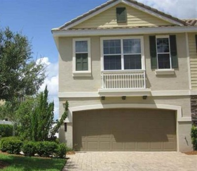 St Augustine Townhouse For Sale: 165 Hedgewood Dr