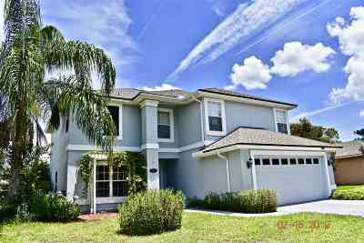 St Augustine Single Family Home For Sale: 2832 Sheephead Ct