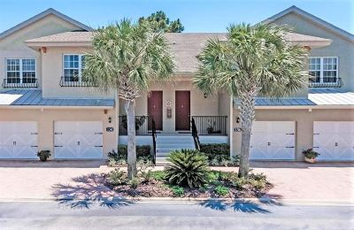 St Augustine Condo For Sale: 136 Casa Bella Ln