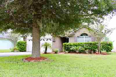 St Augustine Single Family Home For Sale: 219 Pine Arbor Cir