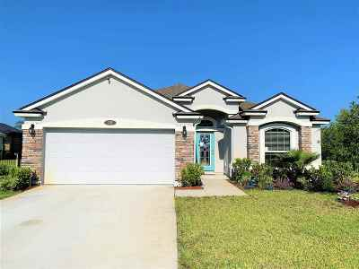 St Augustine Single Family Home For Sale: 391 Old Hickory Forest Rd